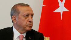 Turkish President Tayyip Erdogan © Sergei Karpukhin