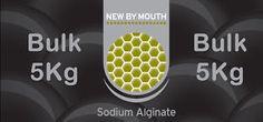 Sodium-Alginate-5Kg-BULK - £35