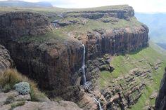 Cachoeiras Mais Bonitas do Mundo   Cataratas do Tugela, África do Sul
