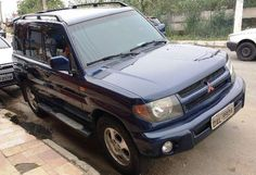 Mitsubishi Pajero io Automatica Top Aceito Classe a Picasso Suzano Itaquaquecetuba - 2000
