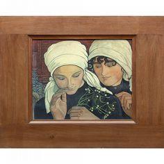 ernest bieler paintings | Ernest Biéler Biography, Works of Art, Auction Results…