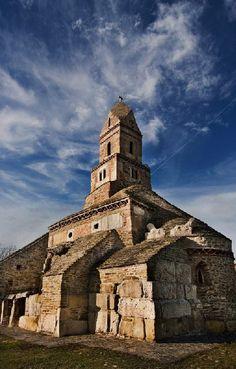 Saint Nicolae Church from Densuş, Hunedoara County