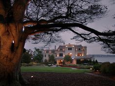 The Perfect Winter Getaway: The Chanler at Cliff Walk, Rhode Island