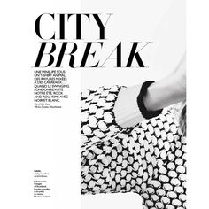 fashion editorials, shows, campaigns & more!: city break: dani witt by hanna bluethmann for grazia france august 2013 Swinging London, Typography Inspiration, Work Inspiration, Marion Godart, Rock And Roll, Lookbook Layout, Editorial Layout, Editorial Design, Brochure Design
