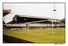 Elland Road with Lowfields and Wall