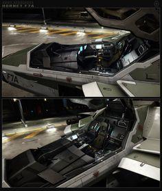 Star Citizen - Hornet F7A - Album on Imgur