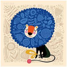 Helen Dardik is one of my favourite artists! His Royal Spirit . limited edition giclee print of an original illustration - Helen Dardik Kids Canvas, Canvas Wall Art, Children's Book Illustration, Character Illustration, Illustration Mignonne, Arte Pop, Art Graphique, Grafik Design, Art Design