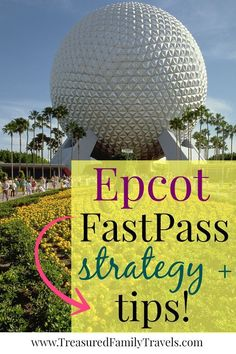 Epcot FastPass strategy and tips! Epcot tips and secrets. Epcot with kids. Epcot for adults. Epcot drinking around the world. Disney World App, Disney World Tickets, Disney World Planning, Disney World Vacation, Disney Vacations, Disney Worlds, Disney Travel, Disney World Tips And Tricks, Disney Tips