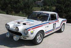 Fiat - 124 Abarth Sport Rally - 1974