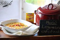 Legumbres estofadas - Con esta receta de elaboracion sencilla podreis sentir el sabor del #Chupchup @GallinaBlanca https://www.recetashuga.es/2016/12/legumbres-estofadas.html?utm_source=PINTEREST_Perfil&utm_medium=Huga&utm_campaign=Legumbres%20estofadas