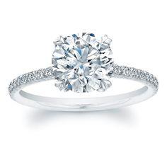 My Favorites: Vera Wang's Zales Engagement Rings | lovelyish
