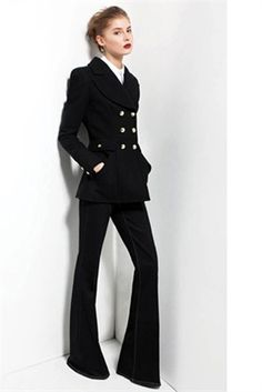 Pantaloni a zampa - Vogue.it