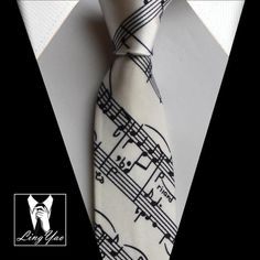 Take a look at my listing, folks👇 5cm Skinny Ties White with Black Classic Musical Notes http://oompah.shop/products/5cm-skinny-ties-white-with-black-classic-musical-notes
