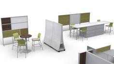 KI Office Rendering