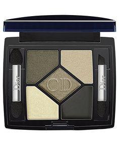 Dior 5 Couleurs Designer Eyeshadow - Golden Jungle Collection #Emerald