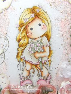 DeeDee´s Card Art: ♥ Marvelous Magnolia DT - Lazy Summer Days with new Video ♥