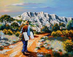 Christian Jequel Art ~ The Artist