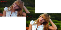 professional image editing services and color correction services by image solutions india