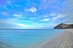 La playa de los Muertos. Almería. Amazing!