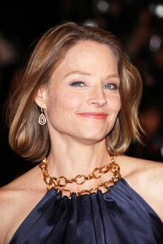 """Jodie Foster - Premiere of """"Melancholia"""" in Cannes (May 18, 2011)"""
