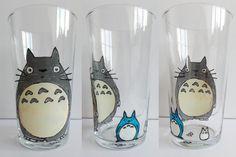 Totoro Pint Glass