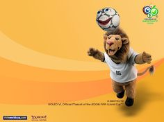 El lado más simpático de cada Copa del Mundo se muestra en la mascota que cada…