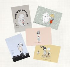 Lovely things to say card collection