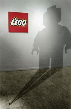 """Ivan Puig L`ego   It's a great way to say: """"Lego your ego! Otherwise your ego will be my lego!"""""""