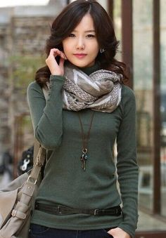 981828d55e2 2016 spring autumn slim all-match basic turtleneck long-sleeve women s  sweater plus size sweater cardigan pullovers