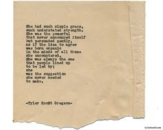 Typewriter Series #1640 by Tyler Knott Gregson North Pole Ninjas is available…