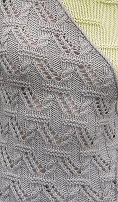 Купить Джемпер двуцветный Ивушка - джемпер женский, ажурный пуловер, меринос, итальянский меринос