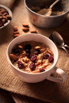 hot cereal recipe | designlovefest