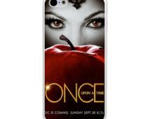 Once Upon A Time I Phone 4 Case Cover - Apple - Evil Queen - Snow White