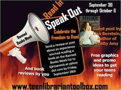 BBW: Read In, Speak Out