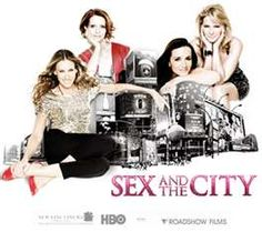 """""""Sex And The City"""" TV series"""