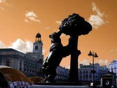 El Oso y el Madroño- Puerta del Sol -MADRID