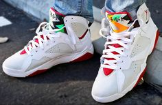 Air Jordan 7 Retro Hare 7s