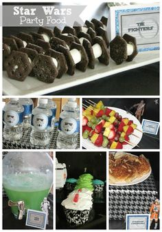 Clean & Scentsible: Star Wars Party Ideas