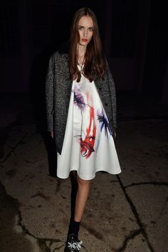 MSGM | Pre-Fall 2014 Collection | Style.com