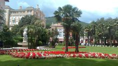 Opatija -  old aristocratian gardens and villas