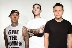 TOM DELONGE IS OUT OF BLINK-182 AND WILL BE REPLACED ON TOUR BY ALKALINE TRIO'S MATT SKIBA