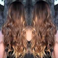 Balayage by @HairbyAlyssaTyler