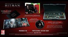 Hitman-Absolution Professional Edition