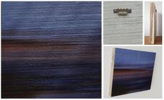 THE APPROACHING NIGHT CASTS ITS SHADOW ON THE CLOUDS - Foto op hout, Photo on wood, print, afdruk, acaciahout, FSC keurmerk