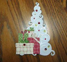 Cricut Christmas Solutions - Christmas tree