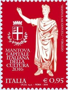 Mantova capitale italiana della cultura 2016 Popular Hobbies, Small Art, Ms Gs, Stamp Collecting, Postage Stamps, Stamping, Boards, Europe, World