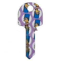 Home, Furniture & DIY DISNEY Tinkerbell Keyblank-Lockwood LW4,Key Blank,House Key-FREE POSTAGE