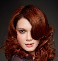 coloration rousse intermde - Coloration Rousse