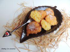 Frittelle di riso toscane Cupcakes, Cupcake Cookies, Italian Desserts, Italian Recipes, Sweet Recipes, Cake Recipes, Torte Cake, Muffin, Fabulous Foods