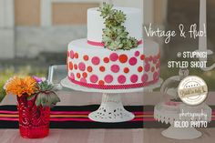 Styled shoot vintage, fluo, diy | ©2012 Igloo Photo